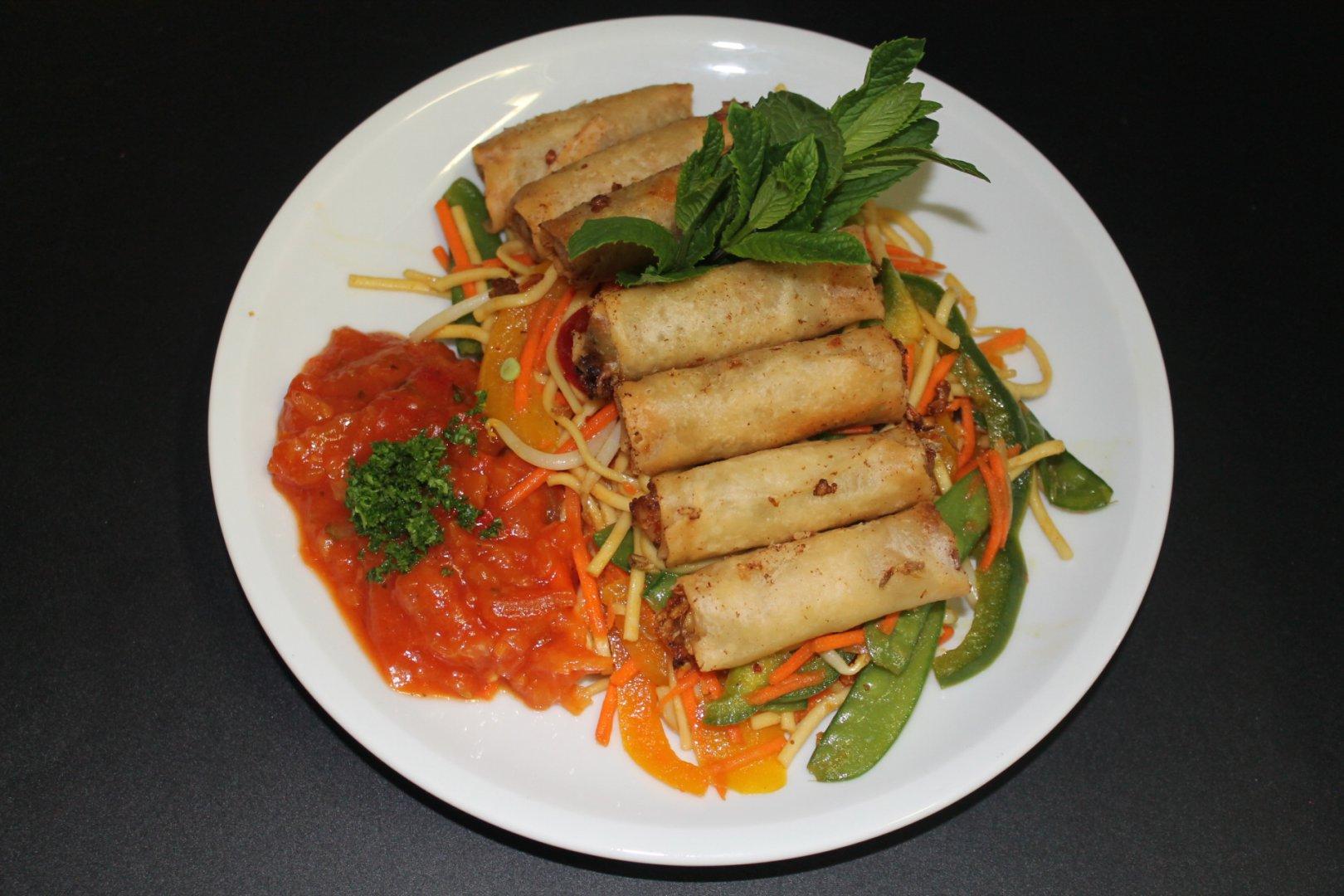 Abbildung des Essens
